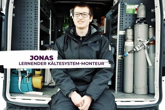 """""""Was macht eigentlich ein/e Kältesystem-Monteur/in"""""""
