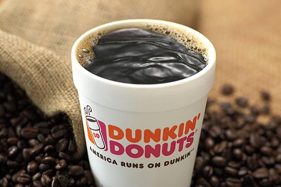 Schweizweite Betreuung von Dunkin' Donuts