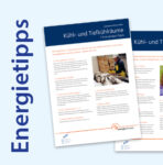 Energiespar-Tipps Kühl- und Tiefkühltechnik